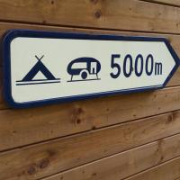 1 plaque camping 5000m