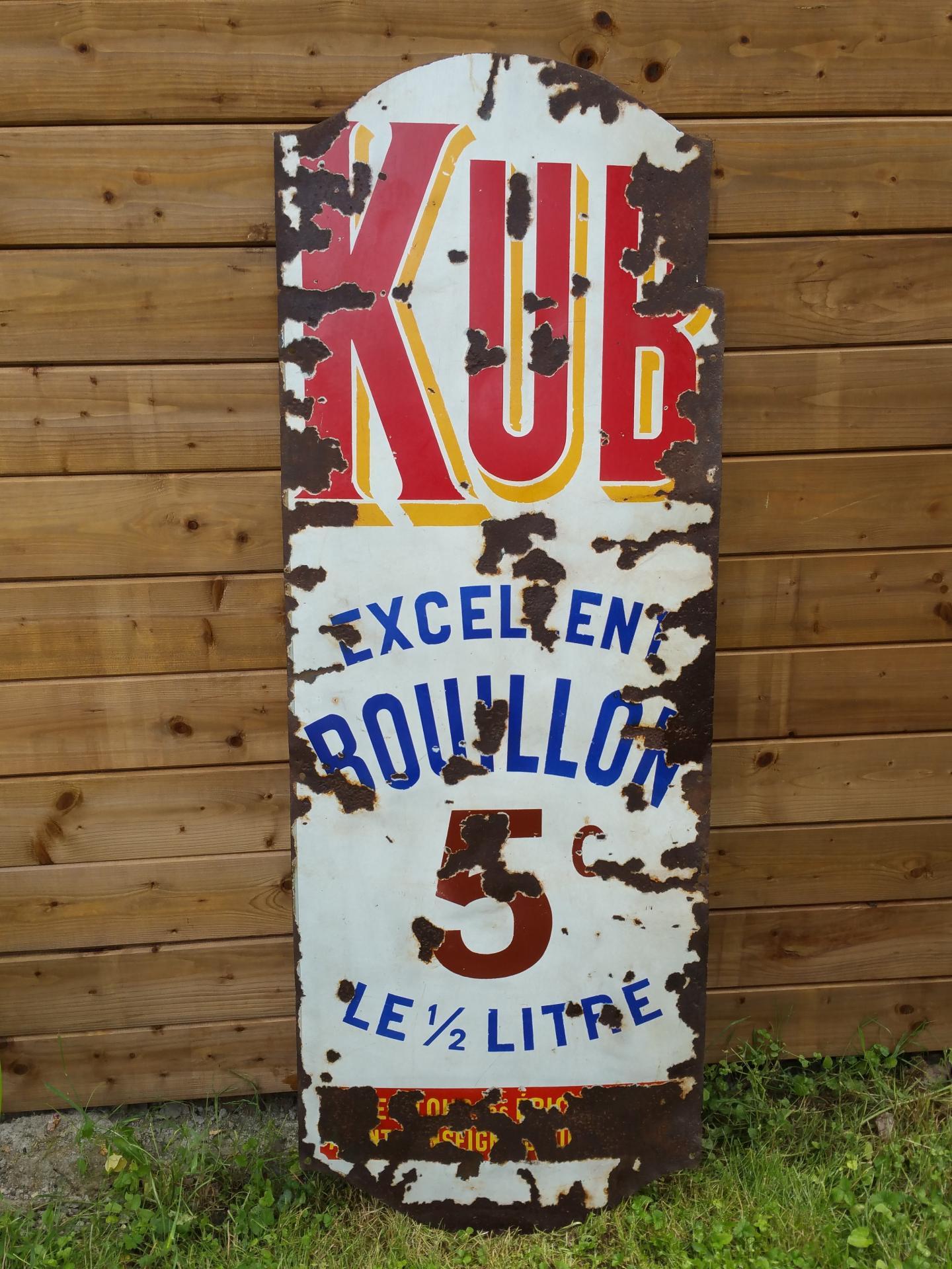 1 plaque kub
