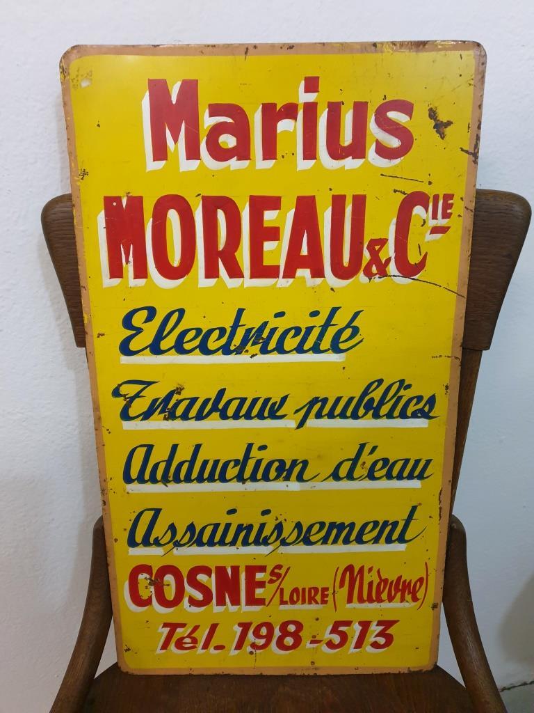 1 plaque marius moreau