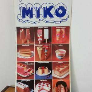 1 plaque miko