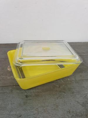 1 plat duralex jaune 2