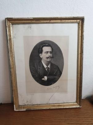Portrait XIXème