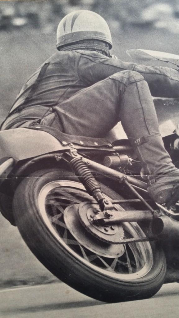 1 poster moto noir et blanc 2
