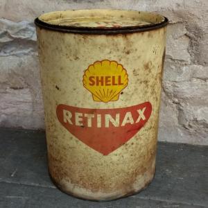 1 pot de graisse shell