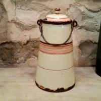 1 pot emaille