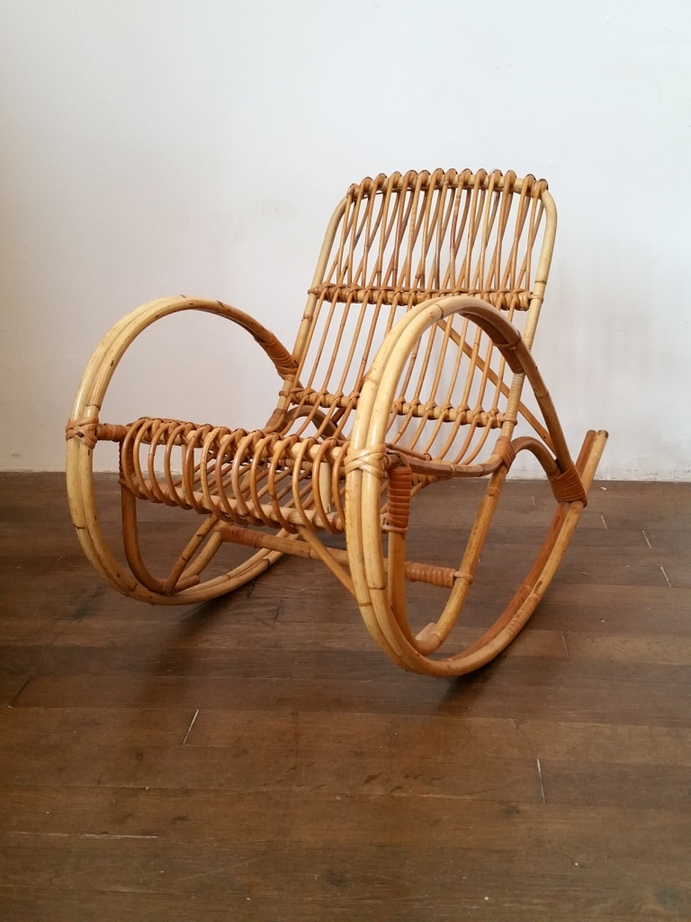 1 rocking chair enfant