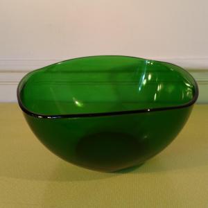 1 saladier pirex vert