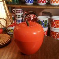 1 seau a glace pomme orange