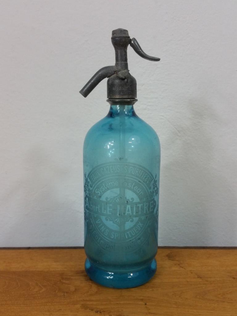 1 siphon de bistrot vannes