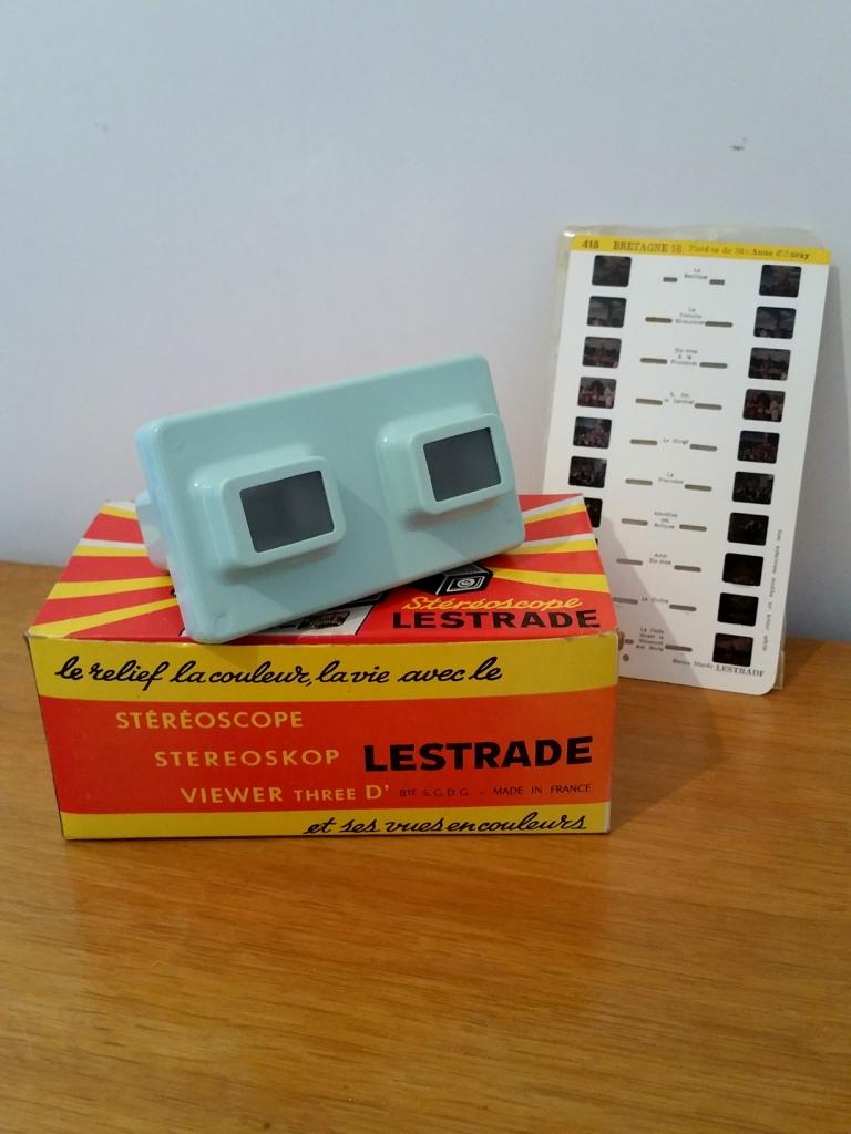 1 stereoscope