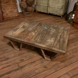 1 table basse palette c
