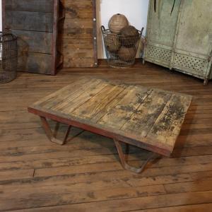 1 table basse palette d