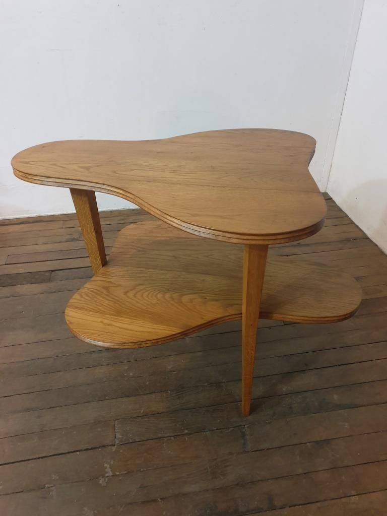 1 table basse tripode