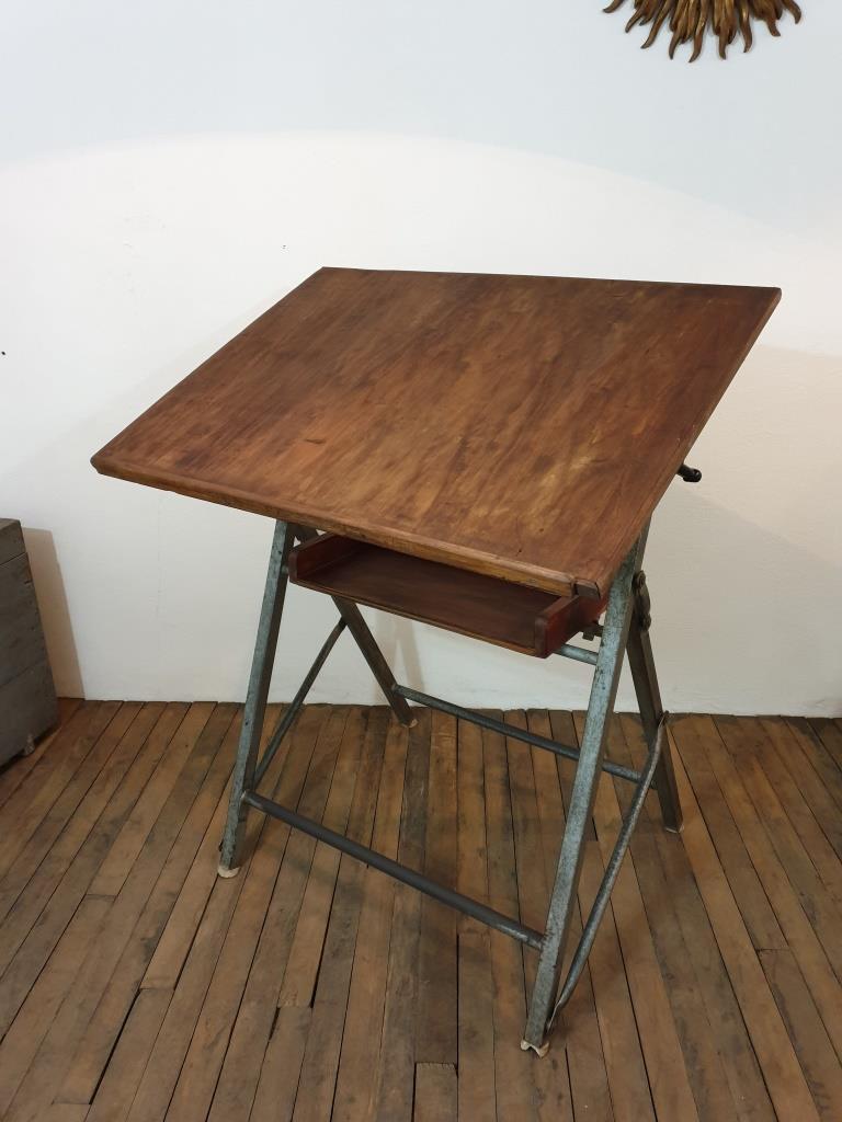 1 table d architecte