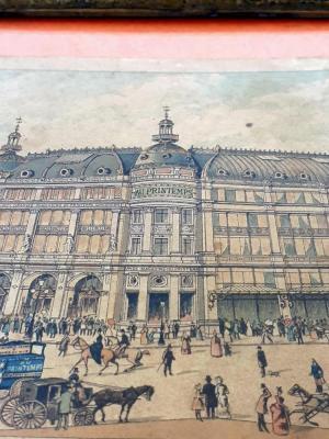 Le Primtemps PARIS 1900