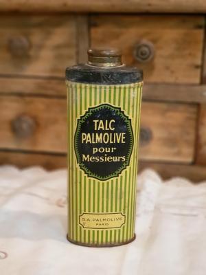 Talc Palmolive