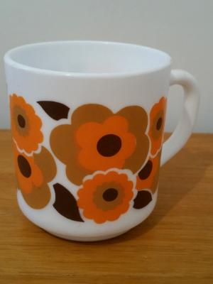 Tasse Mug Lotus