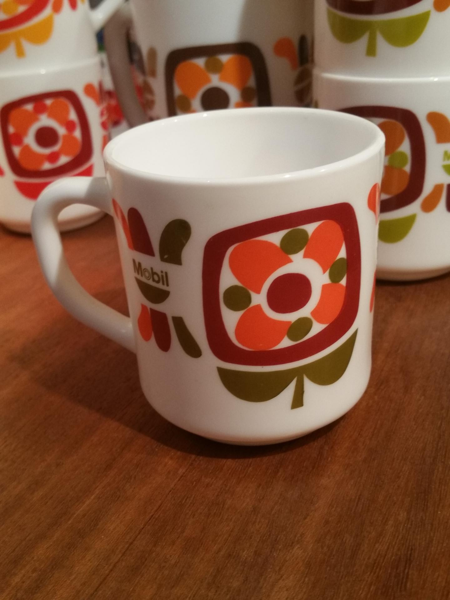 1 tasse mug mobil vert