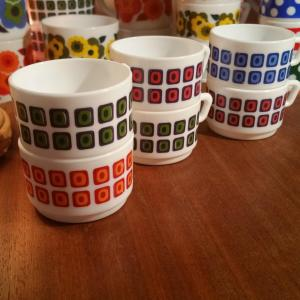 1 tasses a cafe arcopal