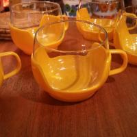 1 tasses jaunes