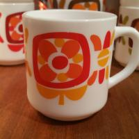 1 tasses mobil orange