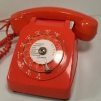 1 telephone socotel orange