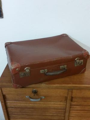 1 valise marron 1