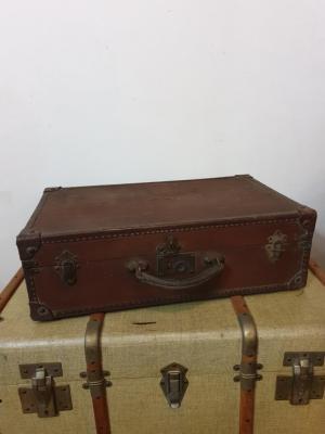 1 valise marron 2