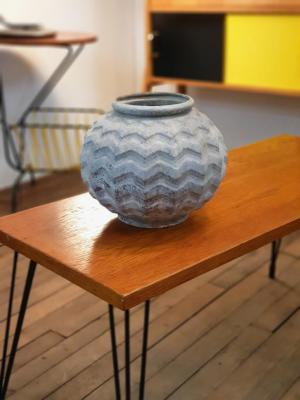 1 vase boule 1