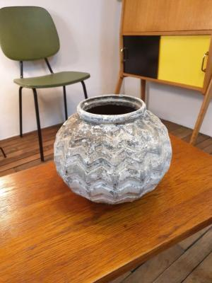 1 vase boule 2