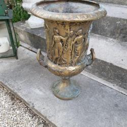 Vase Medicis Les Muses