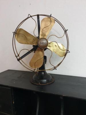 1 ventilateur aeg