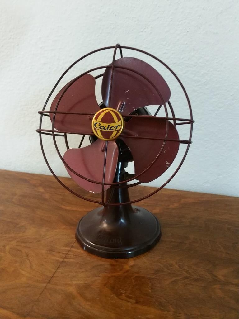 1 ventilateur calor bakelite