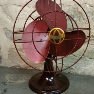 1 ventilateur calor