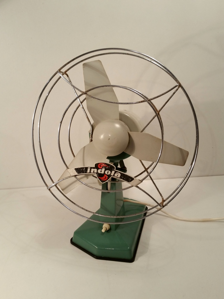 1 ventilateur indola