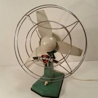 1 ventilateur indola