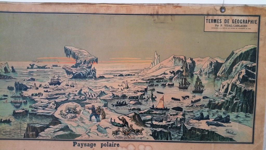 10 affiche scolaire geographie
