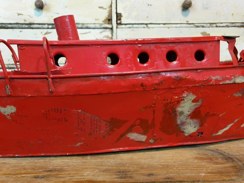 10 bateau de pompier