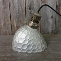 10 lampe holophane verre mercurise