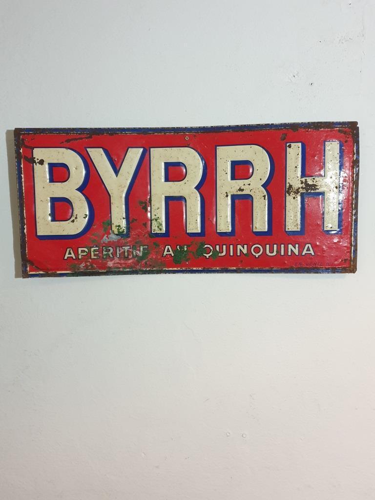 10 plaque byrrh