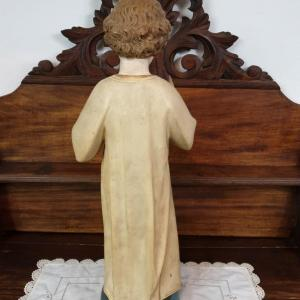 10 statue religieuse enfant