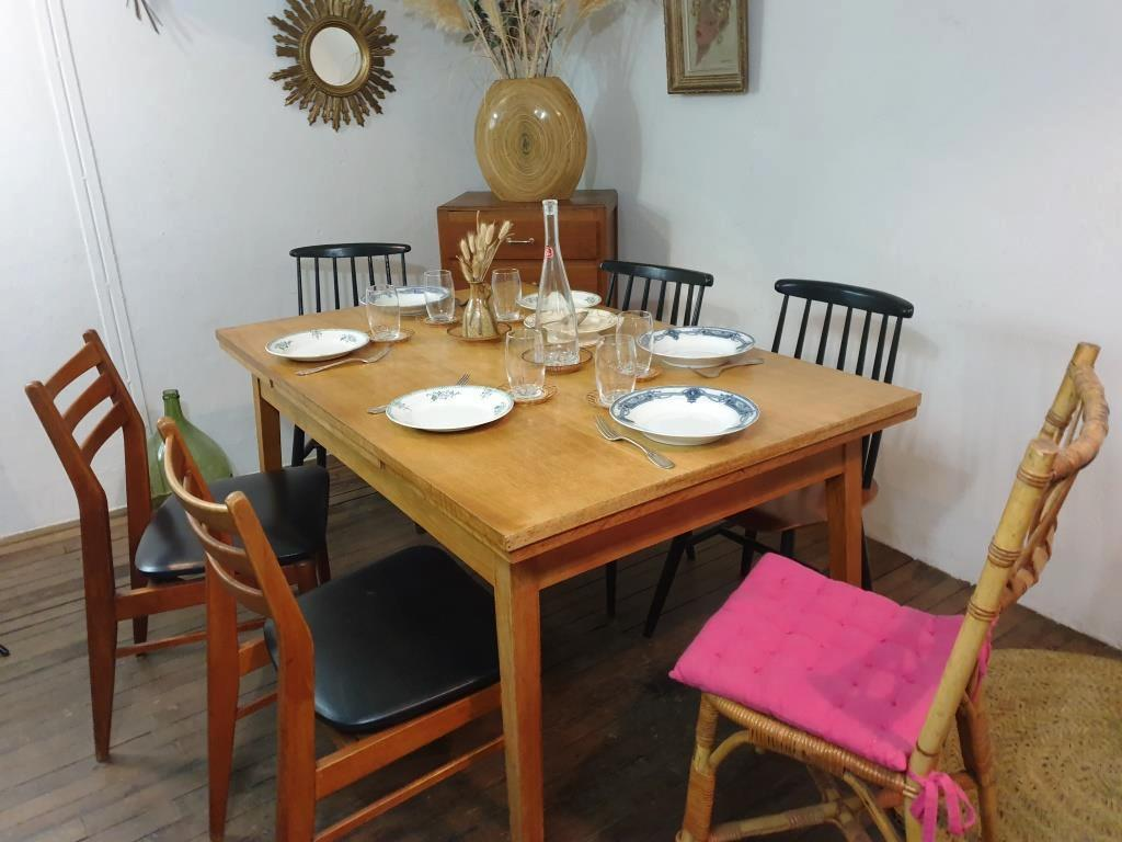 10 table a manger 40s