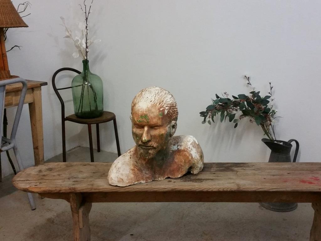 10 tete d homme sculpture