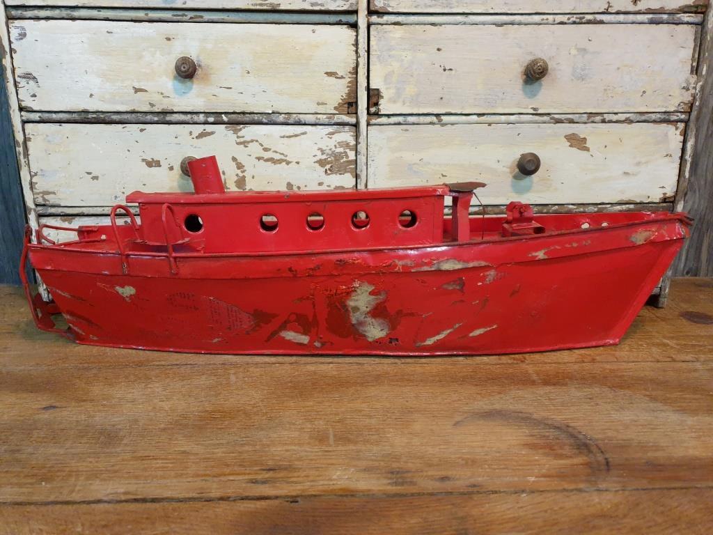11 bateau de pompier