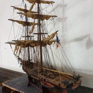 11 bateau vieux grement voilier l ouragan