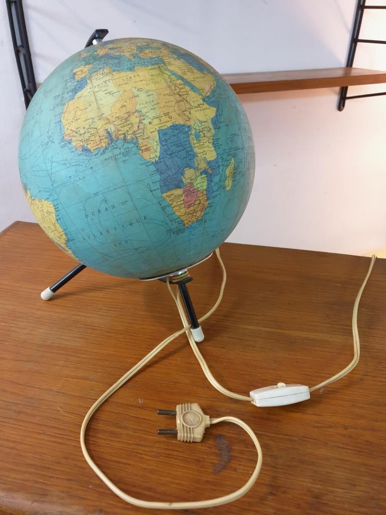11 globe terrestre taride