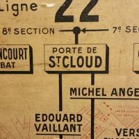 11 plan de ligne de bus de paris