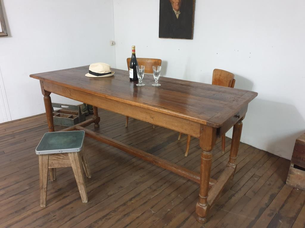 11 table de ferme