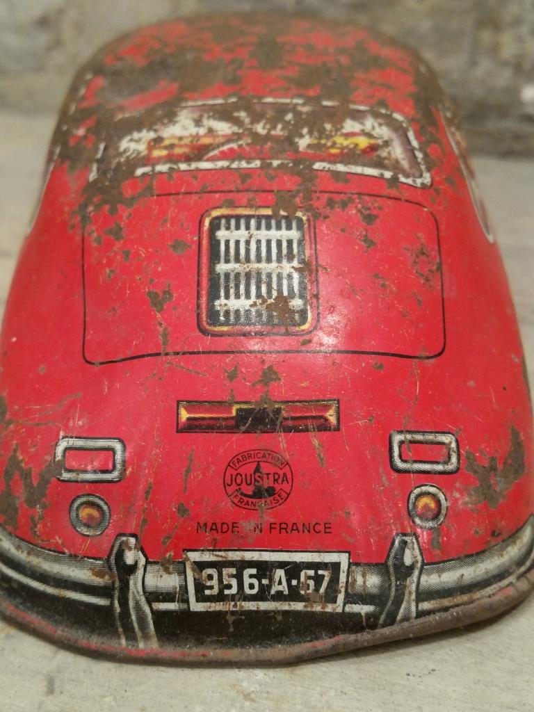 11 voitures joustra mercedes porsche