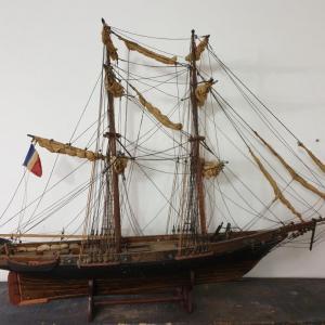 13 bateau vieux grement voilier l ouragan